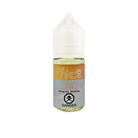 Maui Sun SALT by Naked e-liquid - eMixologies