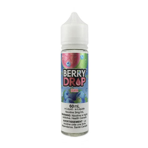 Guava by Berry Drop e-liquid - eMixologies Canada Online Vape Shop