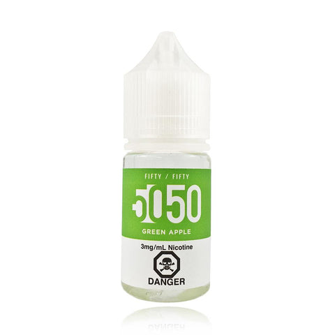 Green Apple by 5050 e-liquid - eMixologies Canada Online Vape Shop