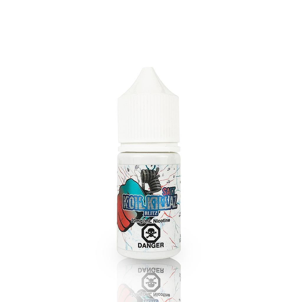 Blitz Polar SALT by Koil Killaz e-liquid - eMixologies Canada Online Vape Shop