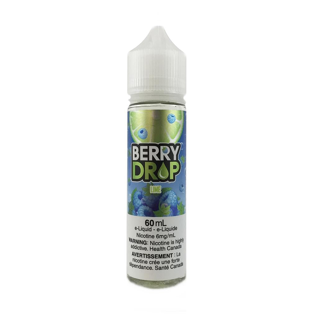 Lime by Berry Drop e-liquid - eMixologies Canada Online Vape Shop