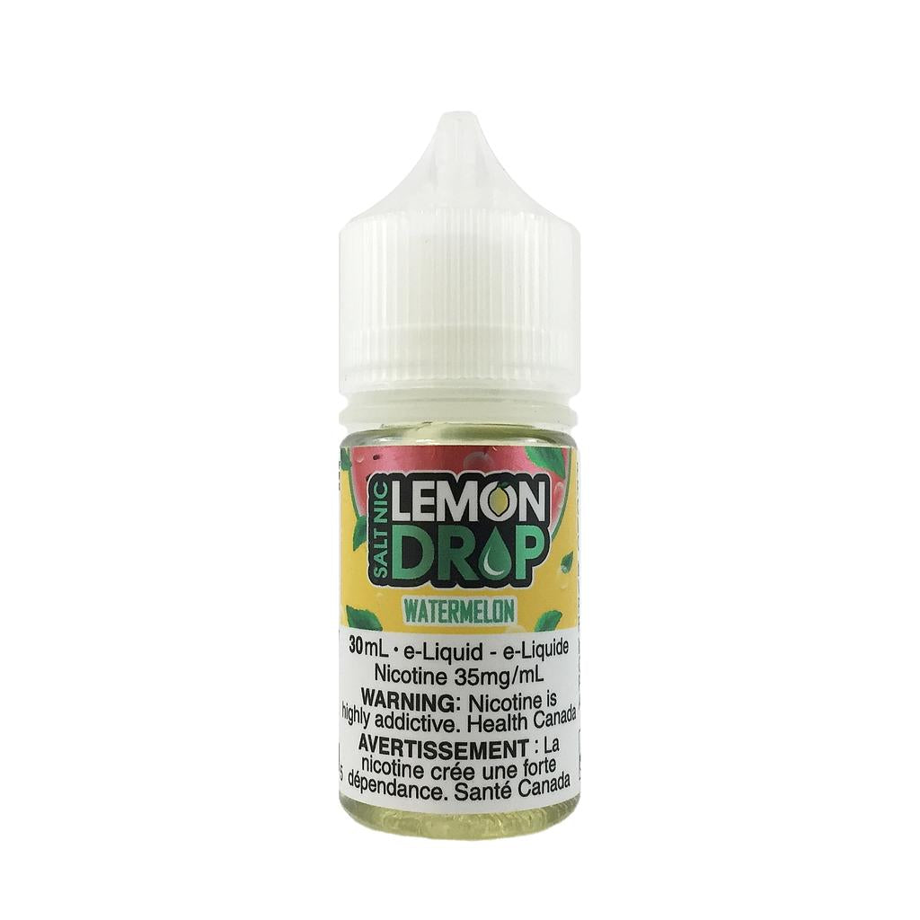 Watermelon SALT by Lemon Drop e-liquid - eMixologies Canada Online Vape Shop