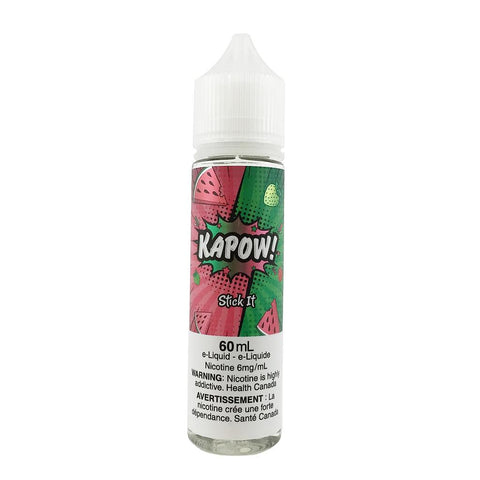 Stick It by Kapow e-liquid - eMixologies Canada Online Vape Shop