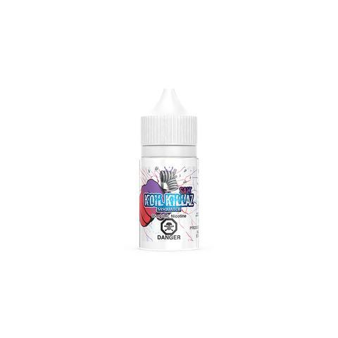 Sasquatch Polar SALT by Koil Killaz e-liquid - eMixologies Canada Online Vape Shop