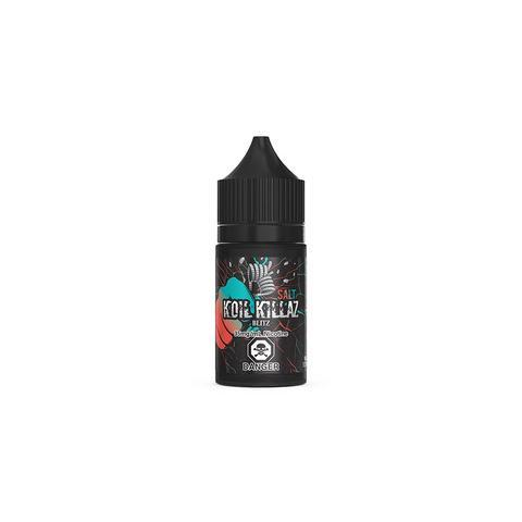 Blitz SALT by Koil Killaz e-liquid - eMixologies
