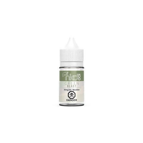 Green Blast SALT by Naked e-liquid - eMixologies