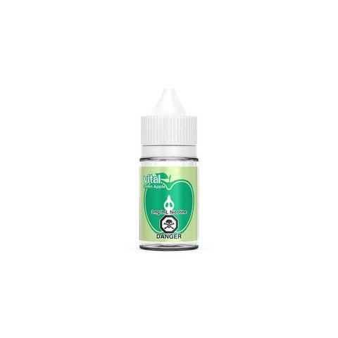Green Apple by Vital e-liquid - eMixologies Vape Store