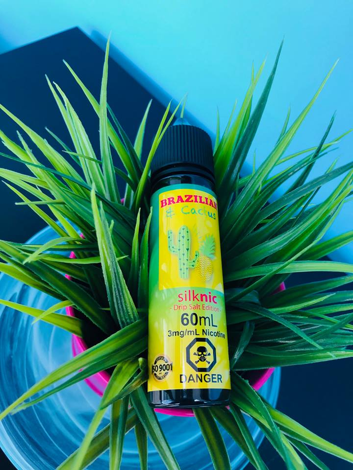 Brazilian & Cactus Eliquid Ejuice by eMixologies