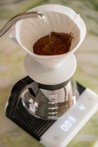 How to use Hario V60 Drip