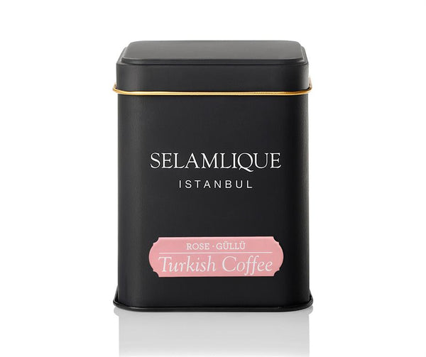Selamlique Turkish Coffee, Rose 125g
