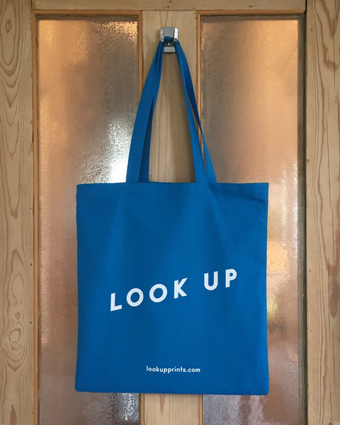 Look Up tote