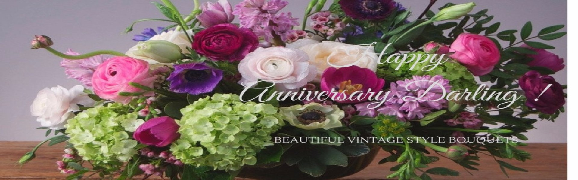 Anniversary Bouquets for delivery in Winchester. Beautiful Roses Joannes Florist Winchester.