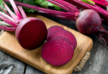 Fall in love wih the health benefits of beetroot.