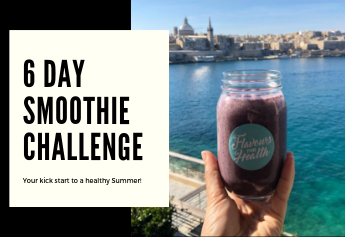 6 Day Smoothie Challenge + GIVEAWAY!
