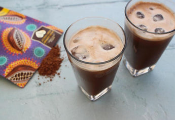 Transform your favourite hot drink into a fresh one this summer!