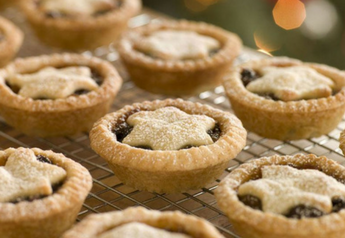 Baobab Mince Pies