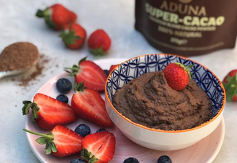 Chocolate & Tahini Hummus