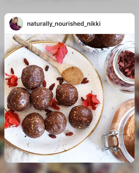 Nourished by Nikki Vegan