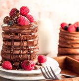 Double Chocolate Protein Pancake Mix