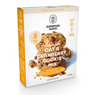 Oat & Cranberry Cookie Mix