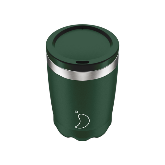 Coffee Cup Matte Green, 340ml