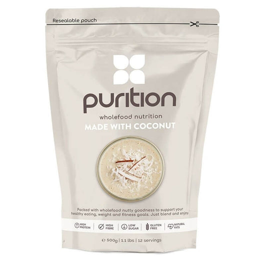 Coconut Wholefood Purition Malta