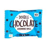 Brownie Ball Double Choc