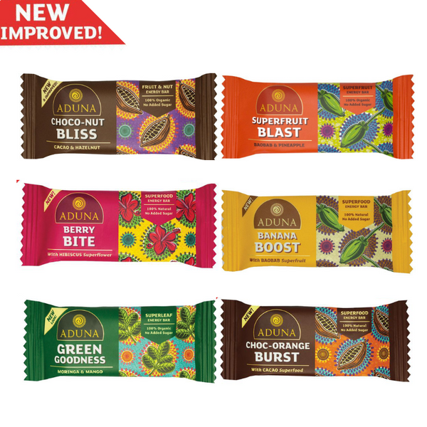 Energy Bars Bundle