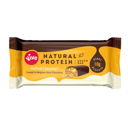 Salted Caramel Protein Bar