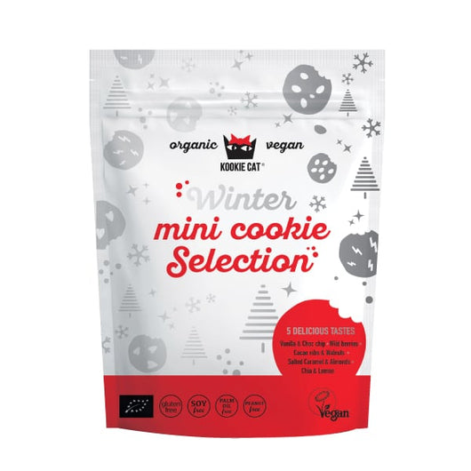 Winter Cookies Selection