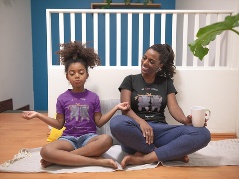 Mother & Daughter Besties T-Shirt