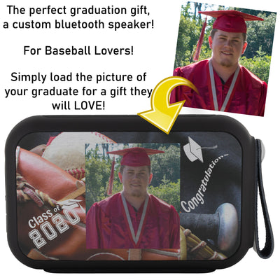 Custom Thumpah Speaker Class of 2020 Baseball