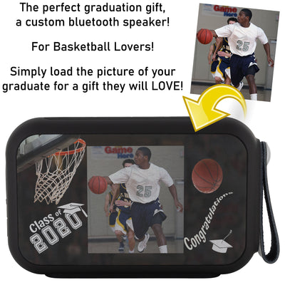 Custom Thumpah Speaker Class of 2020 Basketball