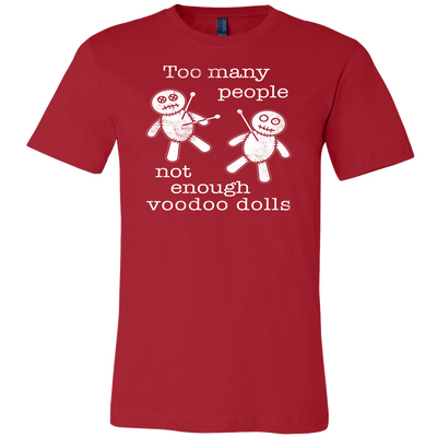 Not Enough Voodoo Dolls