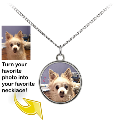 Custom Pet Standard Necklace