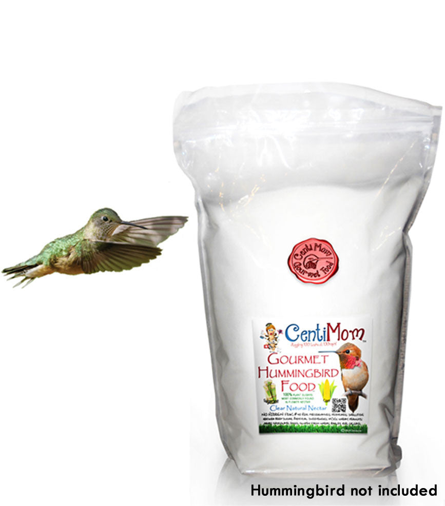 CentiMom Gourmet Hummingbird Food