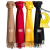 Customize Adult Scarf with Monogram