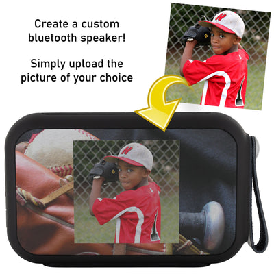 Custom Thumpah Speaker Baseball