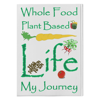 WFPB Life Hardcover Journal