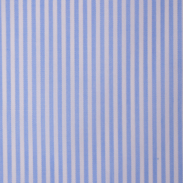 Sky Blue Stripe Poplin Shirt