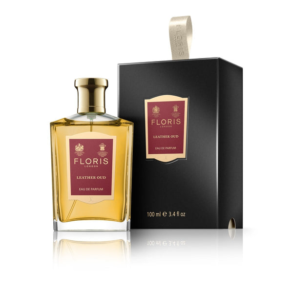 Floris London Leather Oud Eau De Parfum 100 ml
