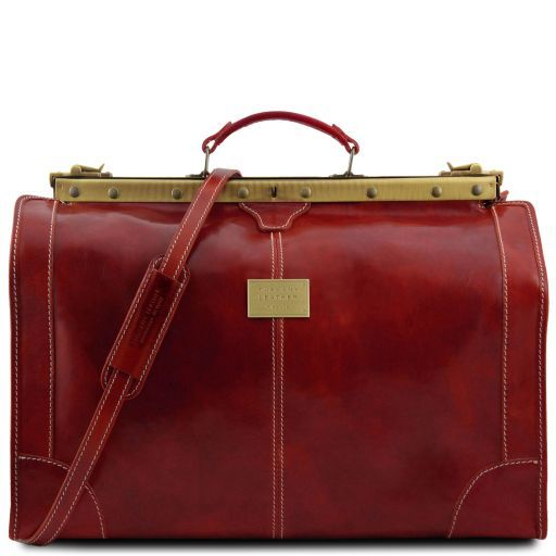 Tuscany Leather MADRID Gladstone Leather Bag - Large