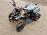 AGA-22 KIDS AUTOMATIC 49CC 2 STROKE MINI QUAD BIKE ATV