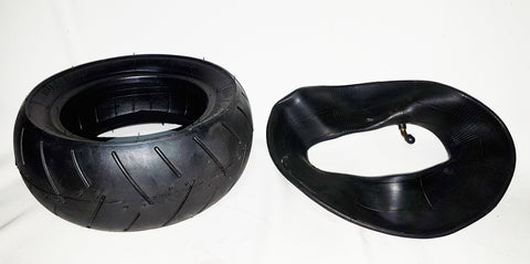 TYRE AND INNER TUBE 110/50-6.5 MINI MOTO TYRE TIRE SEMI SLICK