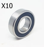 6907-RS RUBBER SEALED BEARING 35 X 55 X 10MM DIRT PIT QUAD BIKE
