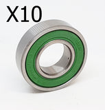 6002-2RS BEARING 15 x 32 x 9mm FOR DIRT, PIT, QUAD BIKE 6002RS