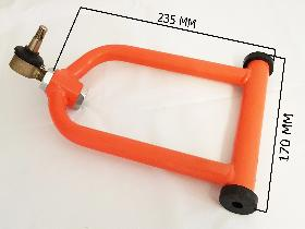 AA73 UPPER LEFT A ARM SUSPENSION ARM FOR UPBEAT 125CC QUAD BIKE ATV