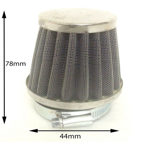 AF056 K&N Style Sports Air Filter For Dirt Bikes / Pit Bikes / Mini Motos