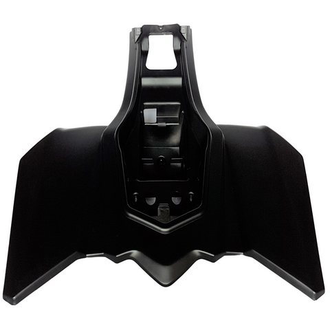 BLACK REAR FAIRING BASHAN BS250-AS43 250 CC ROAD LEGAL QUAD BIKE