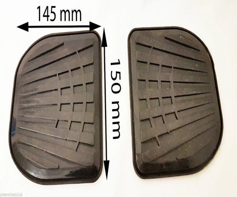 "BB004 RUBBER FOOT PADS FOR 6.5"" BALANCE BOARD HOVER BOARD"